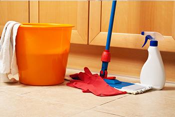Regular cleaning